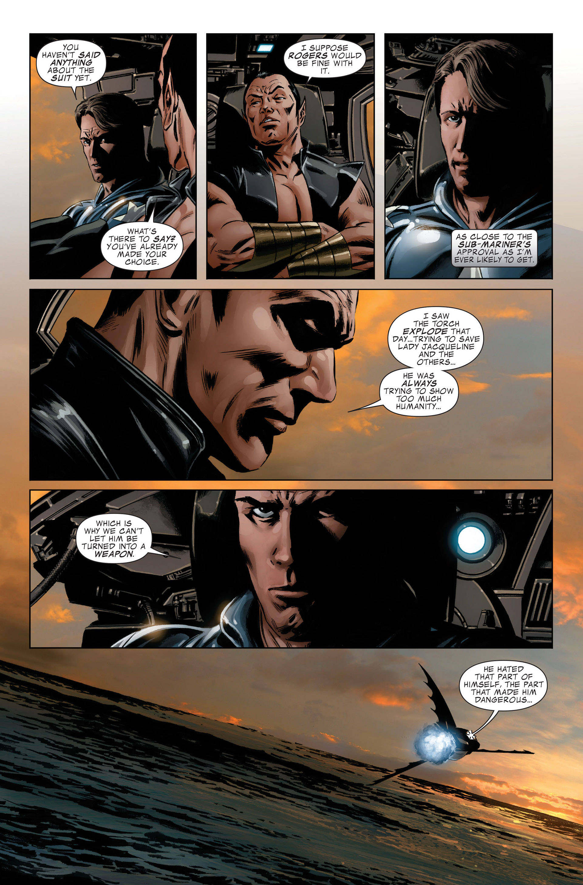 Read online Captain America (2005) comic -  Issue #46 - 6