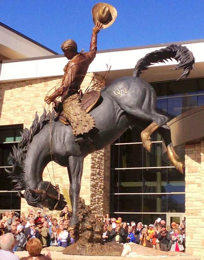 Chris Navarro Studio Blog Wyoming Cowboy Bronze
