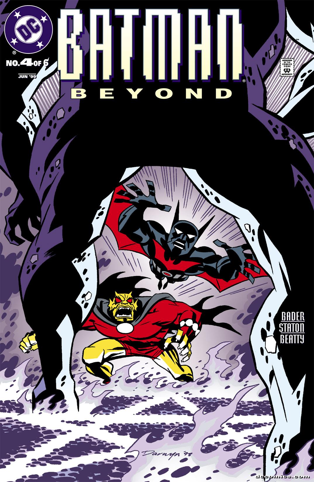Batman Beyond [I] 4 Page 1