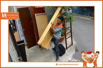 Dịch vụ dọn nhà trọn gói