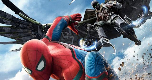 Homem-Aranha De Volta ao Lar