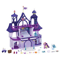 My Little Pony Twilight Sparkle Magical School of Friendship Playset