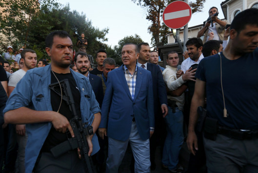 Η Δύση και η Ελλάδα μετά τις πολιτικές εξελίξεις στην Τουρκία