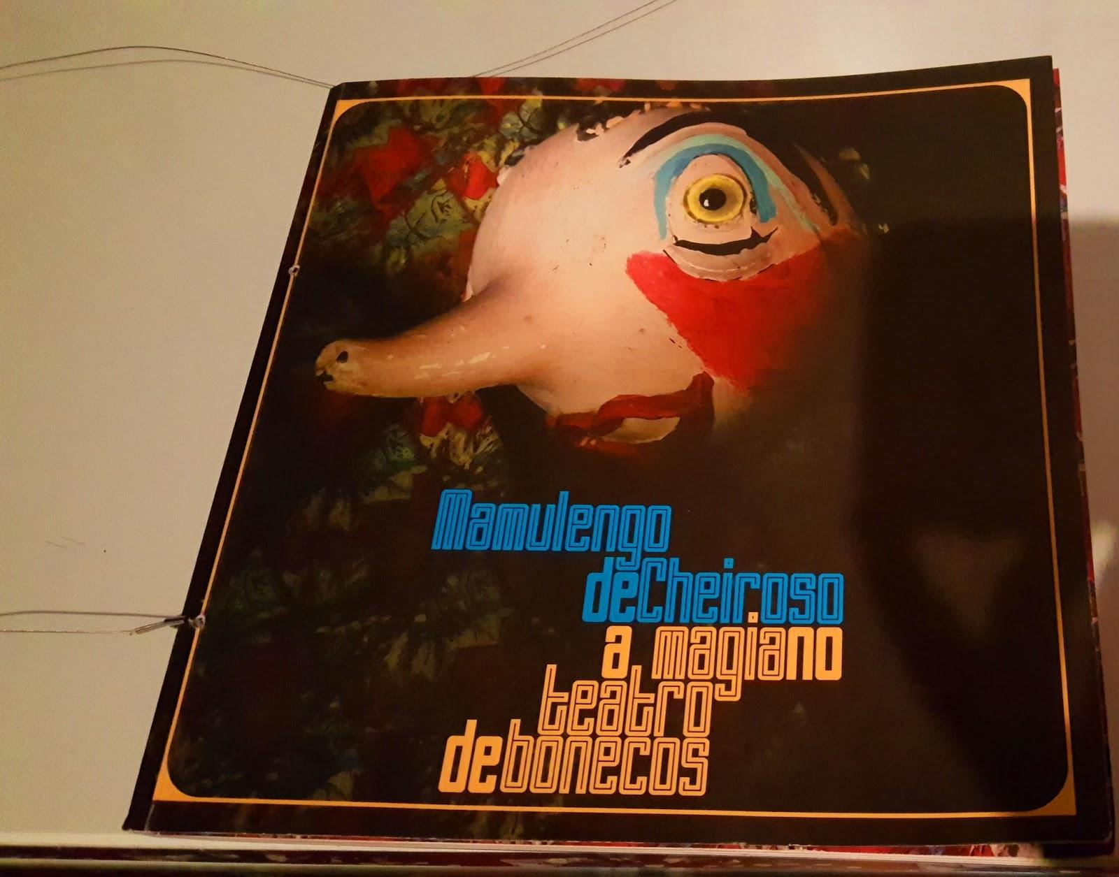 Mamulengo de Cheiroso Aracaju