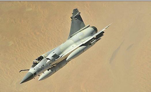 Pesawat JF-17 Thunder Ukir Sejarah Dengan Penampilan Memukau di Arab Saudi