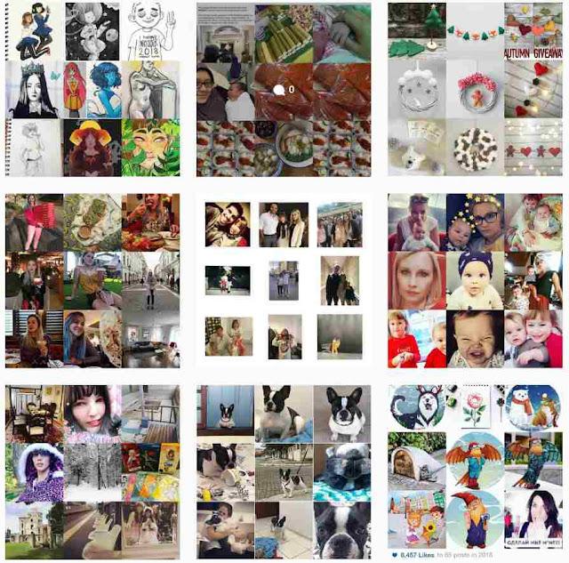Instagram: Perfil da Hashtag BestNine.