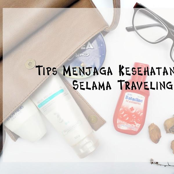 Tips Menjaga Kesehatan Kulit Selama Traveling