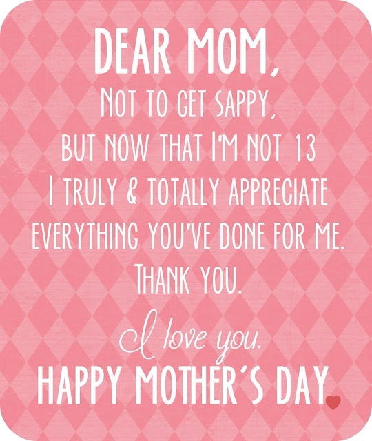 Charmant I Love You Mom Mothers Day Images Quotes