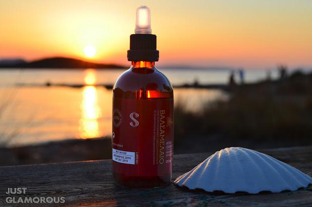 saint johns wort oil natural cosmetics
