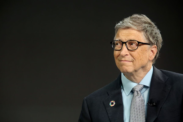 Pidato Bill Gates di Harvard
