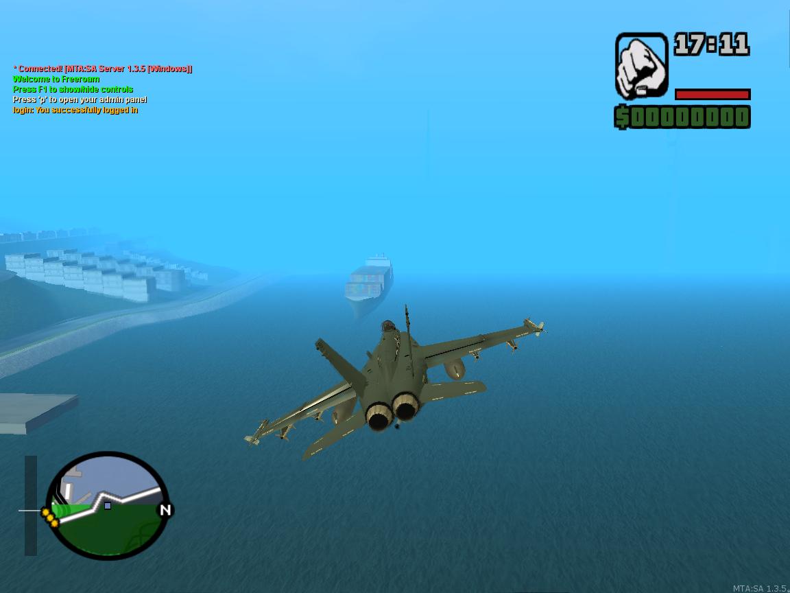 1 - MTA - F-18 Hydra