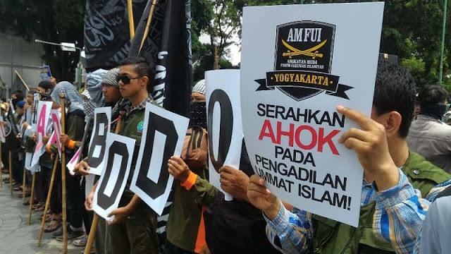 Permintaan Maaf Ahok Tak Mampu Bendung Kemarahan Umat Islam