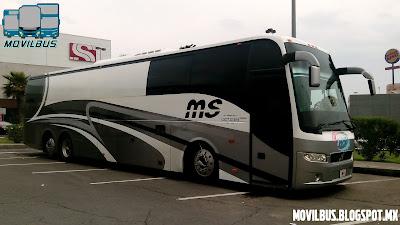 autobus de la banda ms