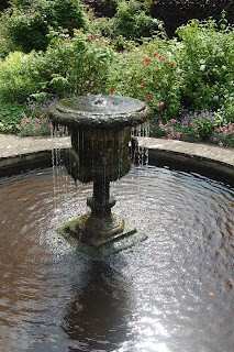 Water pulls together the design at Newby Hall