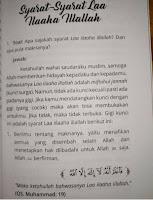 Buku Memahami Makna Laa Ilaaha Illallah Muhammad Rasulullah