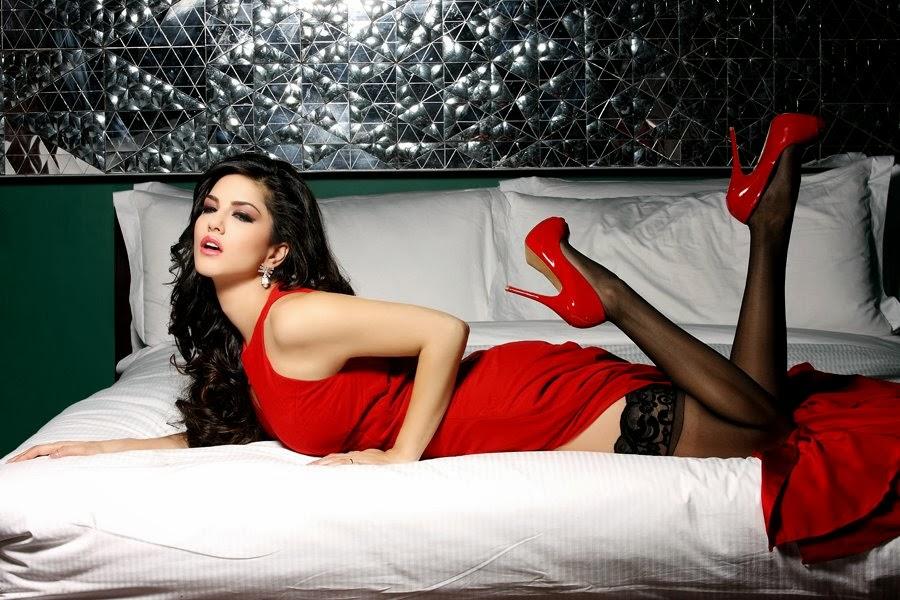 Desi Girls Pics Sane Leone Hot Pic-2819