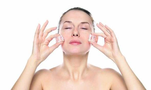 manfaat Es batu untuk kecantikan kulit wajah