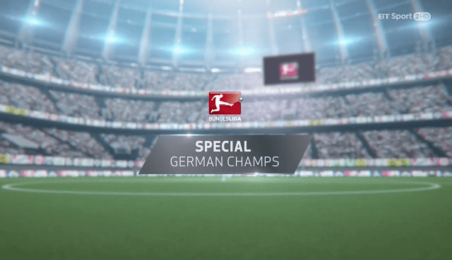 Bundesliga Special – The German Champions