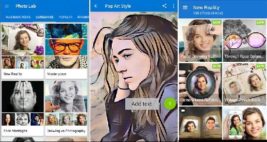 Aplikasi Edit Foto Kekinian Android