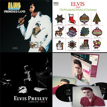 Elvis Today: Promised Land Among New FTD Releases