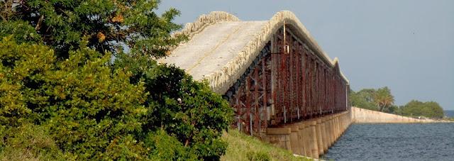 Viejo puente de Bahía Honda