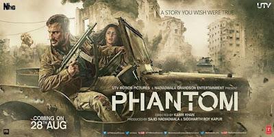 Phantom 2015 Hindi Official Trailer 720p HD