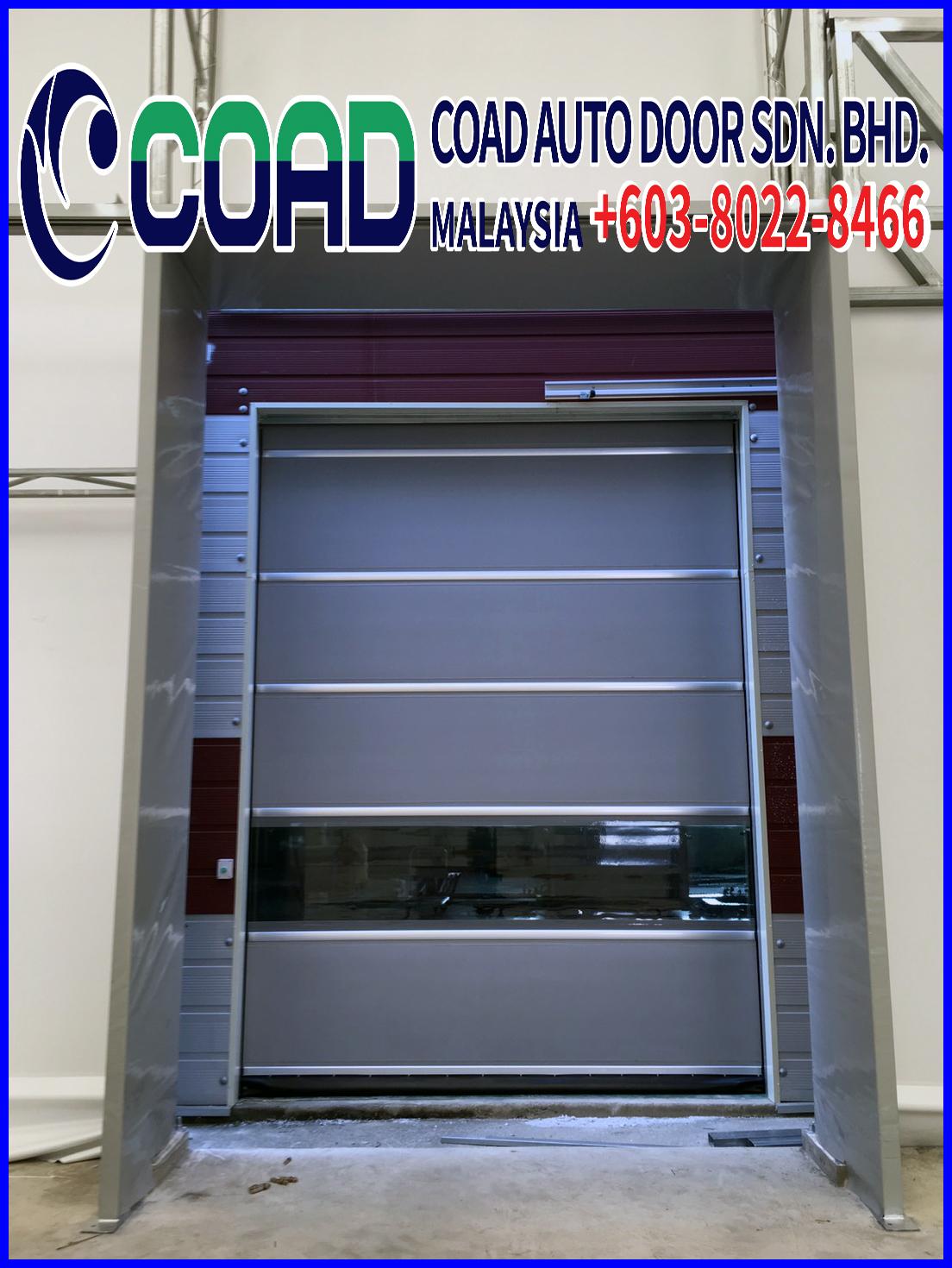 Coad High Speed Door Malaysia High Speed Door High Speed Door