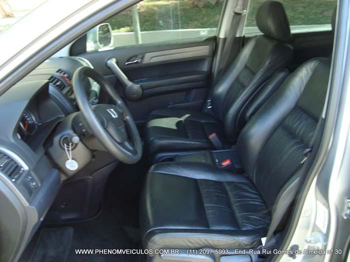 Honda Cr V Lx 2008 Usada Fotos Pre 231 O Consumo E Ficha