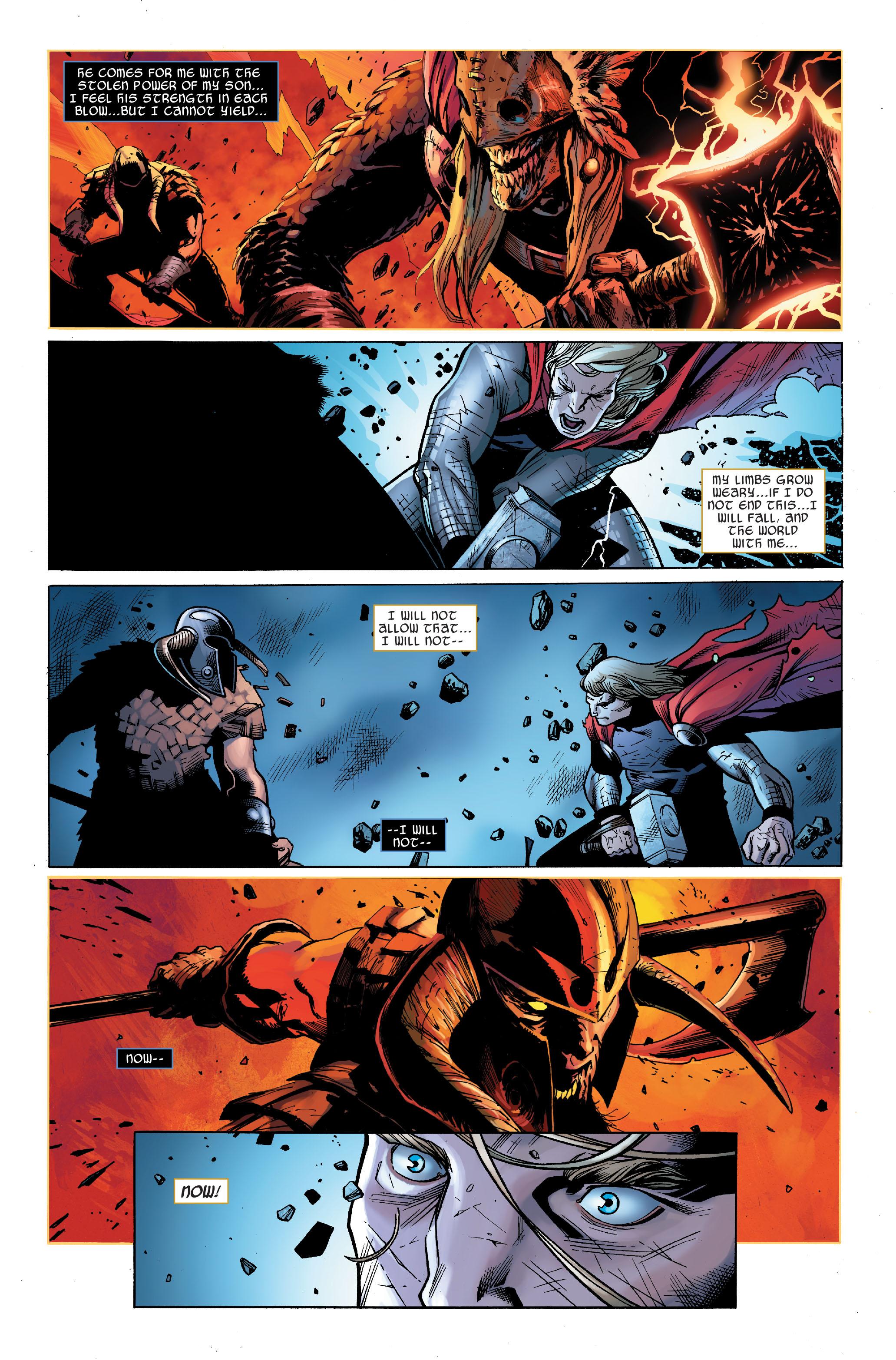 Thor (2007) Issue #600 #13 - English 35