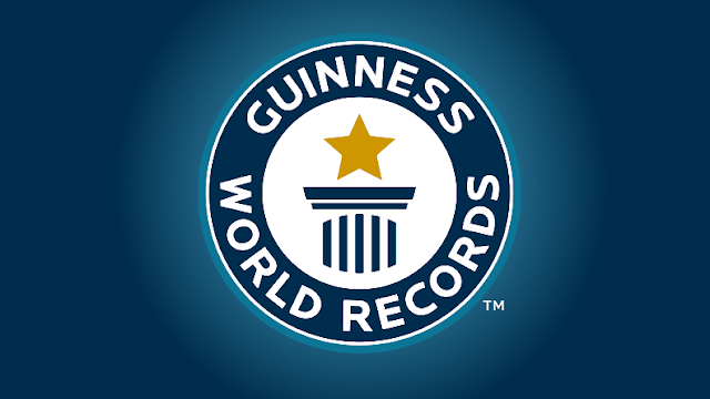 5- Funny Guinness World Records