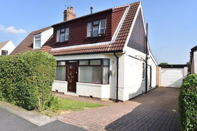 Harrogate Property News - 3 bed semi-detached house for sale Charles Avenue, Harrogate HG1