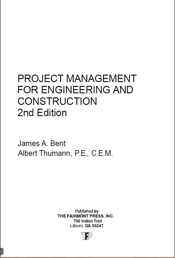 Pdf  Construction Management Books Collection Free