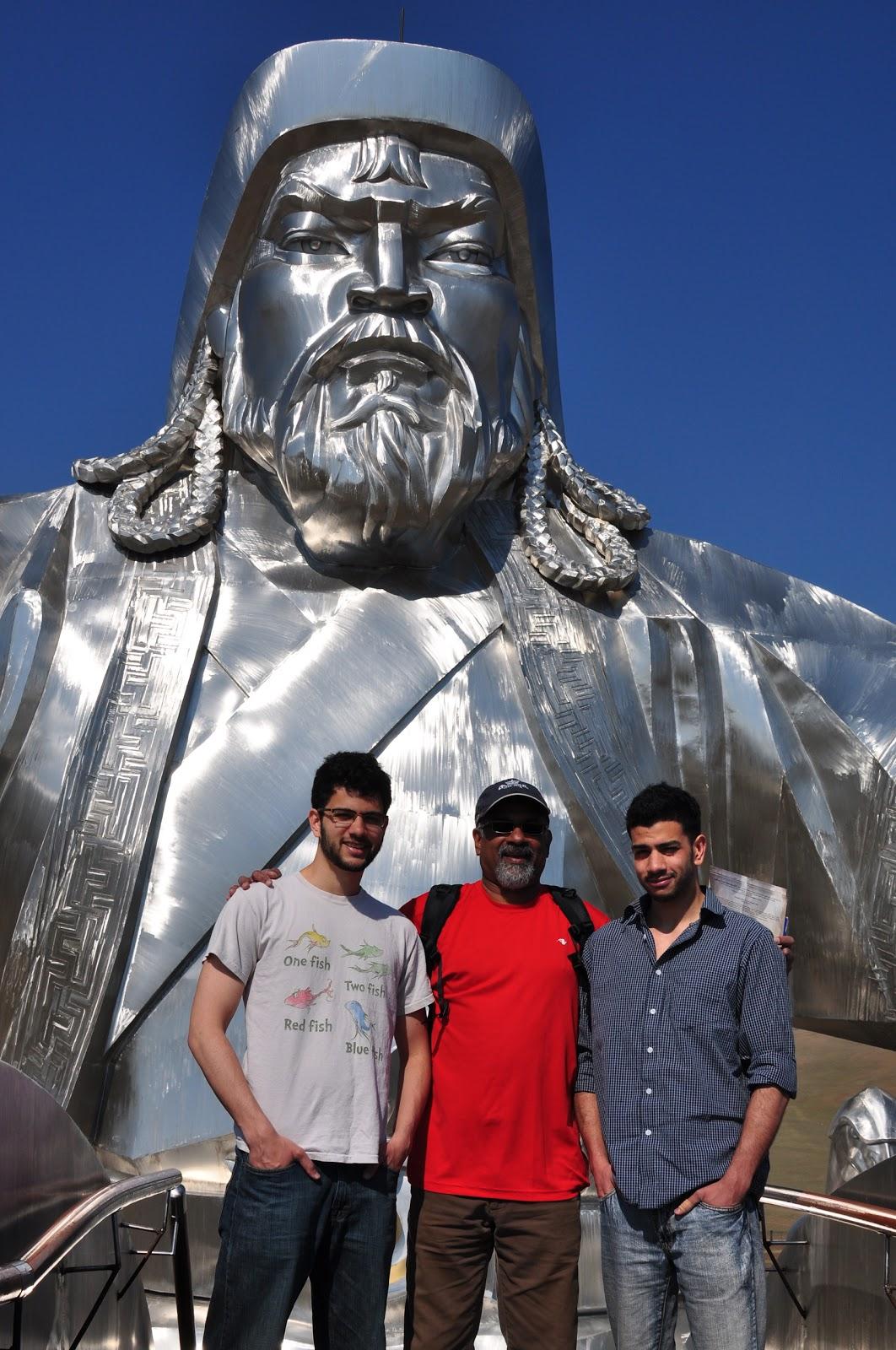 international departures ing chinggis khan and making ing chinggis khan and making khorhog a real n day