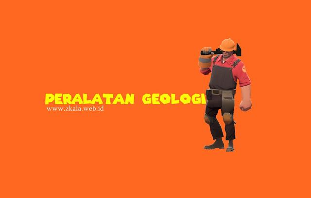 Peralatan Geologi