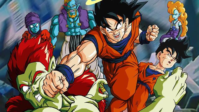 Dragon Ball Z: La galaxia corre peligro (1/1) (420MB) (HDL) (Latino) (Mega)