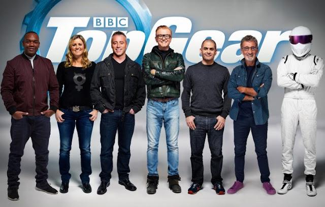 Lanzan el primer Tráiler de la nueva temporada de Top Gear