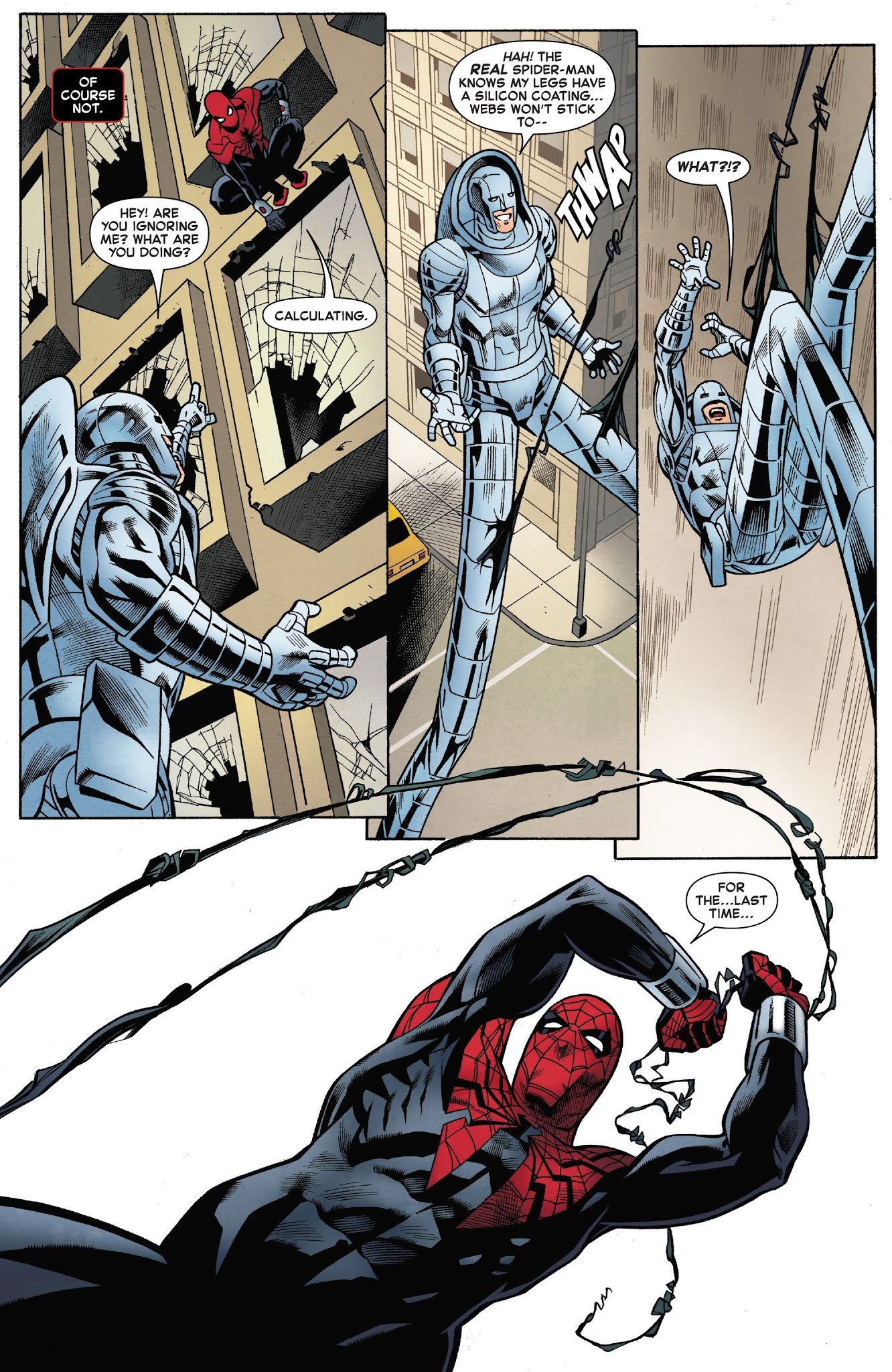 Superior Spider-Man (2019) 1 Page 6
