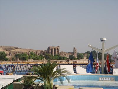 Mısır'da bir tapınak