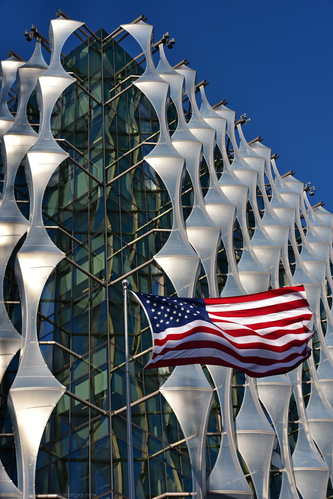 Images George Rex: US Embassy ...