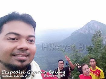 Hiking | Gunung Baling