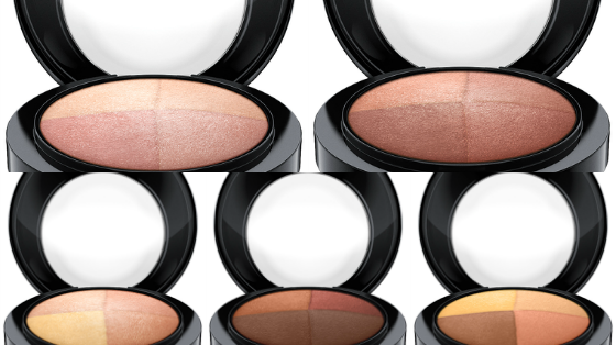 MAC Mineralize Skinfinish Collection for Spring 2016