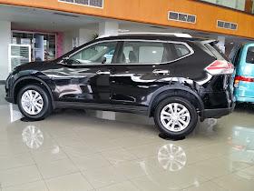 Spesifikasi Nissan New Xtrail 2.0 L 2015