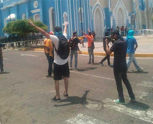 Así reprimieron las manifestaciones en distintos estados del país (+Fotos)