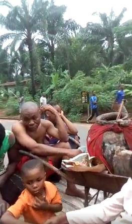 Pastor and his family banished after he was caught with charms in Anambra State