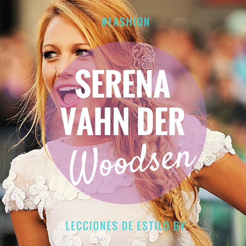 Fashion Lecciones De Estilo De Serena Vahn Der Woodsen