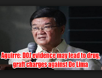 De Lima Illigal Drug Trade Case