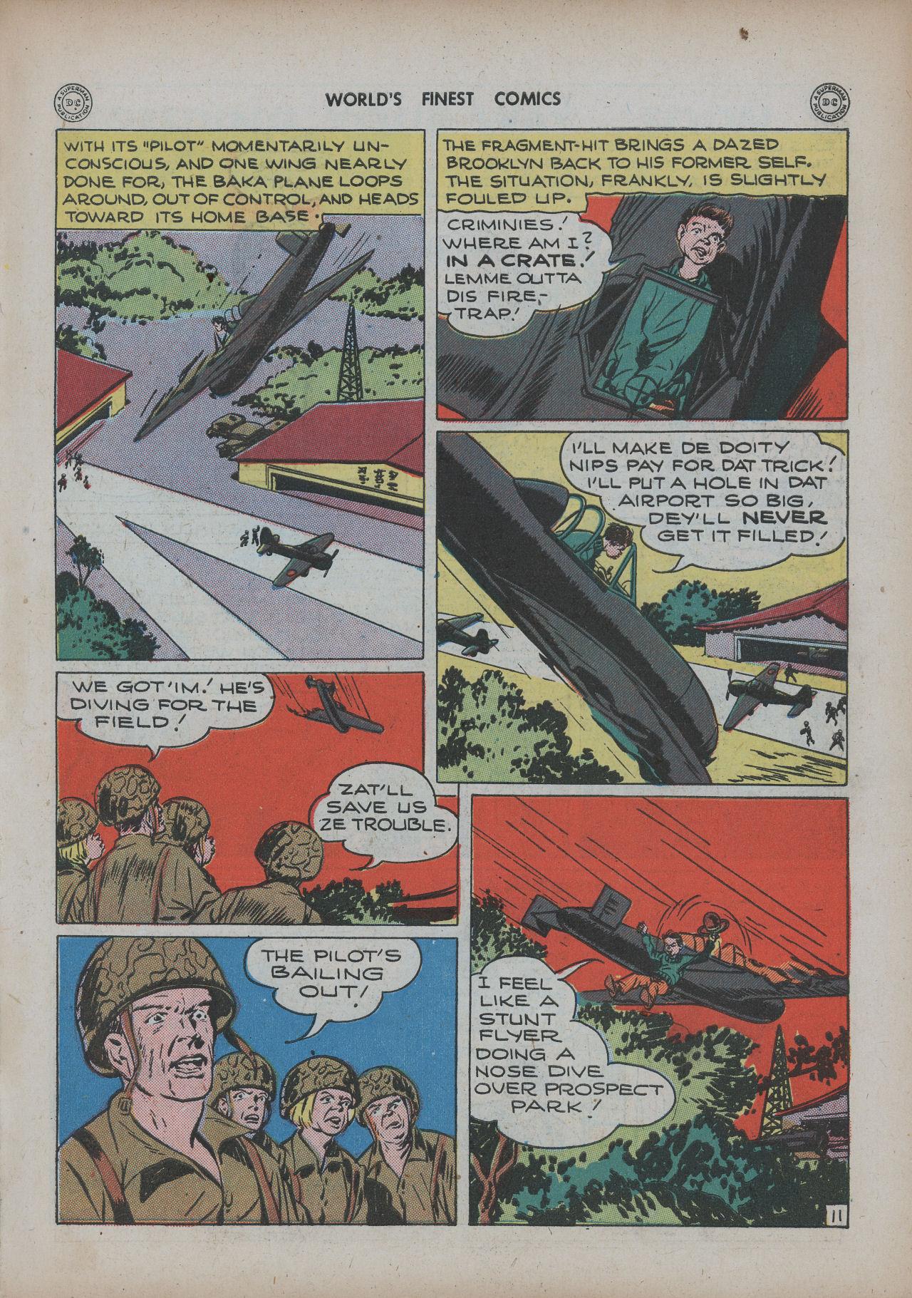 Read online World's Finest Comics comic -  Issue #20 - 45