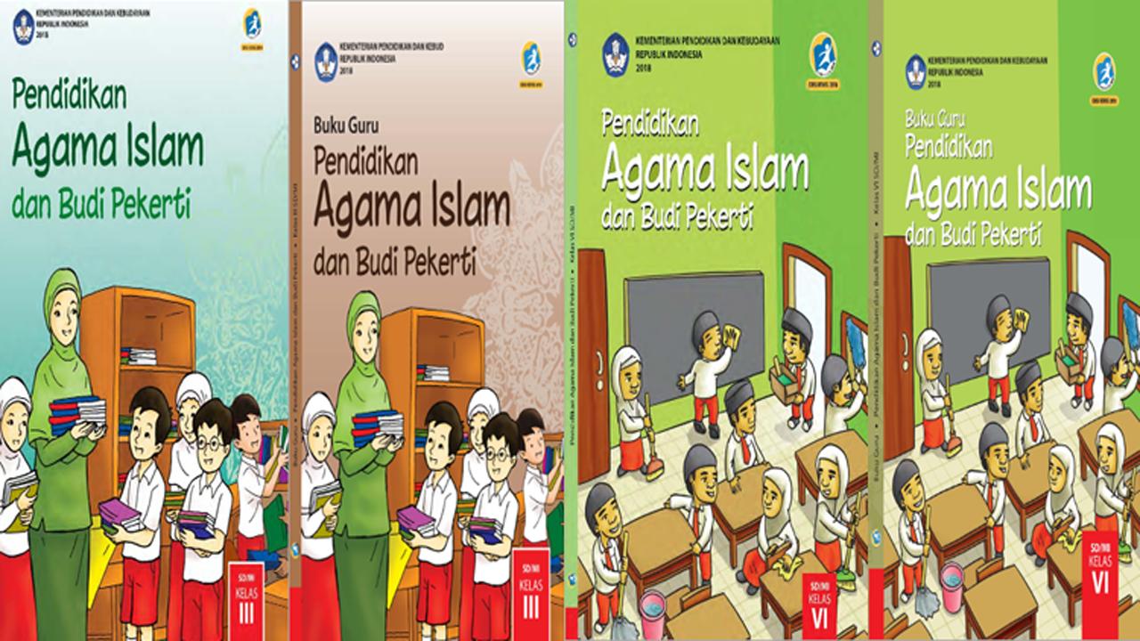 Buku PAI SD