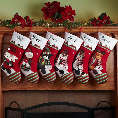 14 Most Beautiful Christmas Stockings Collection