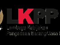 Lowongan Kerja LKPP Posisi Staf Pendukung Pengendalian Pelaksanaan Katalog Tahun 2018
